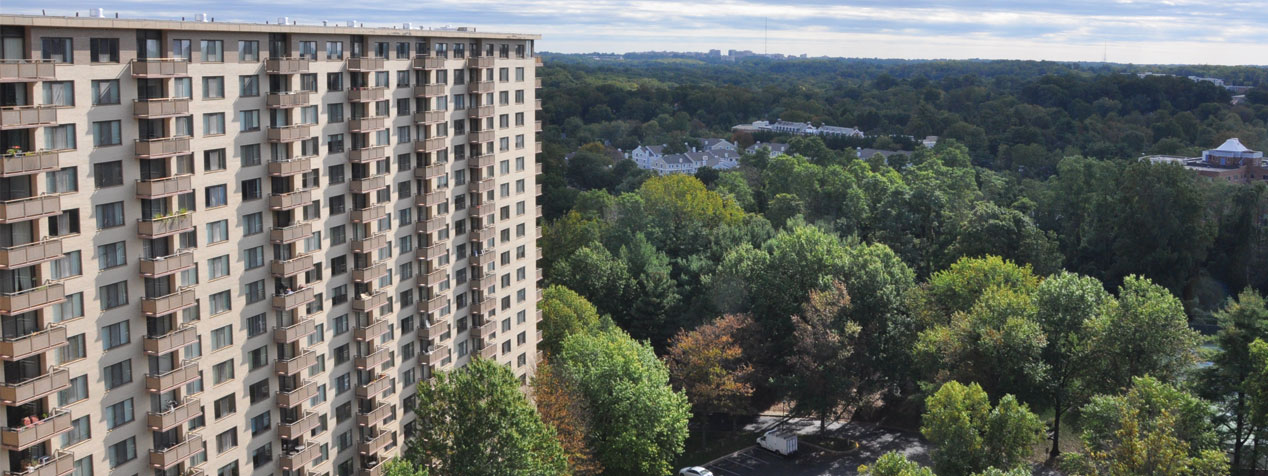 Beautiful Property Overlooking Bethesda